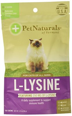 Pet-Naturals-of-Vermont-Lysine-FunShaped-Chews-for-Cats-120-count-250mg