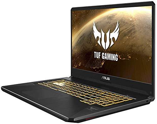 Asus TUF Gaming Laptop, 17.3' Full HD IPS-Type, AMD Ryzen 7 3750H, GeForce GTX 1660 Ti, 16GB DDR4, 512GB PCIe SSD, Gigabit Wi-Fi 5, Windows 10 Home, TUF705DU-PB74