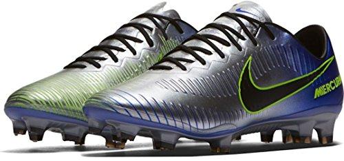 Nike Men's Mercurial Vapor Xi Njr FG Soccer Cleat (SZ. 10.5) Racer Blue