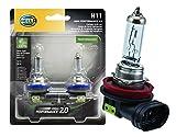 HELLA 2.0TB HP2.0-55W High Performance H11 Bulbs, 12V, 55W 2 Pack