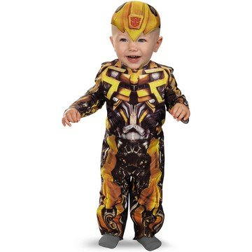 Transformers 3 Dark Of The Moon Movie - Bumblebee Infant Costume