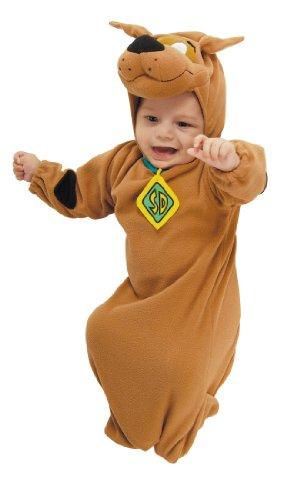 scooby doo costumes baby - Scooby-Doo Bunting Costume
