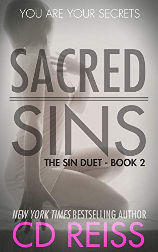 Cover Reveal: SACRED SINS by CD Reiss