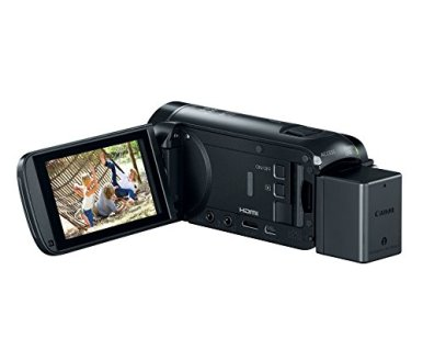Canon-VIXIA-HF-R800-Portable-Video-Camera-Camcorder-with-Audio-InputMicrophone-30-Inch-Touch-Panel-LCD-Digic-DV-4-Image-Processor-57x-Advanced-Zoom-and-Full-HD-CMOS-Sensor-Black