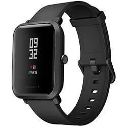 fe2c57fec1 Relogio Xiaomi Amazfit BIP smartwatch para android e IOS - Preto