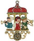 Kuhn Musical Children - German Pewter - Christmas Ornament