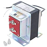 Endurance Pro 24V 40VA Thermostat/Doorbell Transformer, Power Supply Compatible with Nest, Ecobee, Sensi, Honeywell Thermostat, Nest Hello Doorbell and All Versions of Ring Doorbell 2 Wire Nuts Inc