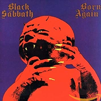 Born Again : Black Sabbath: Amazon.fr: Musique