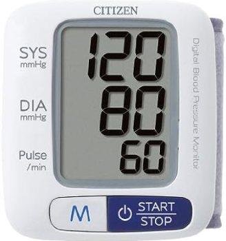 سعر ومواصفات سيتزن جهاز قياس ضغط الدم citizen ch-650