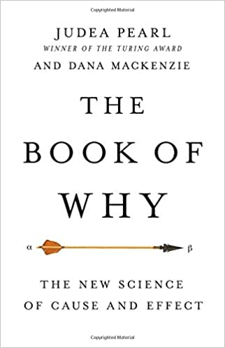 Buy The Book of Why: The New Science of Cause and Effect Book ... artificial intelligence