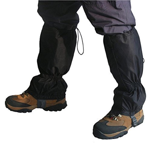 Jenoco Waterproof Leg Gaiters Boot Shoe Cover Legging 16'