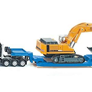 Siku Heavy Haulage Transporter with Flatbed 41Gp GwTpaL