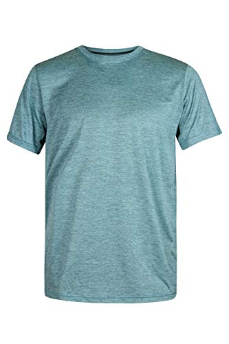5 Pack: Men's Dry-Fit Moisture Wicking Active Athletic Performance Crew T-Shirt 18 Fashion Online Shop gifts for her gifts for him womens full figure