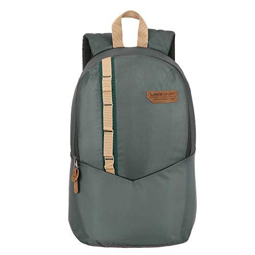 41Gu2HONb0L - Lavie Sport 24 Ltrs Olive Green Casual Backpack (BDEI916247N4)