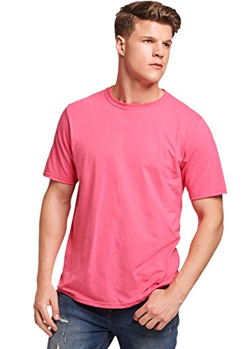 Russell Athletic Men's Performance Cotton Short Sleeve T-Shirt 1 Fashion Online Shop 🆓 Gifts for her Gifts for him womens full figure