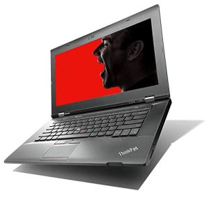 (Renewed) Lenovo ThinkPad L430 14-inch Laptop (3rd Gen Core i5/4GB/320GB/Windows 10/Integrated Graphics), Black