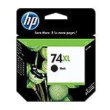 Hewlett Packard CB336WN#140 HP 74XL Ink Cartridge, Black