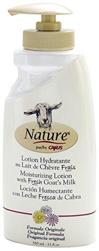 Nature by Canus, Fresh Goat's Milk Moisturizing Lotion, Original Formula