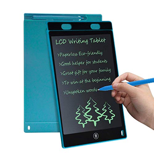 "SKYFUN (LABEL) 8.5"" Portable LCD Paperless Memo Digital Tablet Notepad for Kids Drawing,Writing 95"