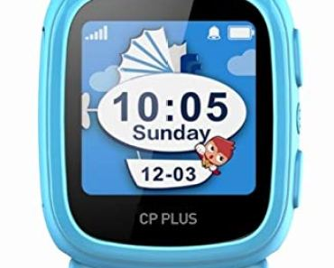 CP Plus Accurate GPS Tracker for Kids with Sim Card, Mobile App for Parents (Without Camera)