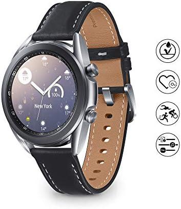 Samsung Smartwatch, SM-R840NZSAEUB, mystic silver, 45mm [Spanish Version]