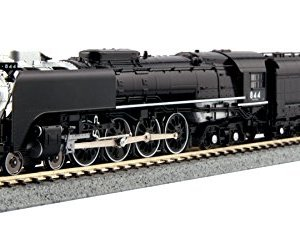 Kato USA Model Train Products 1260401 N Scale Union Pacific FEF-3 Steam Locomotive Train 844 41HWKbLzXsL