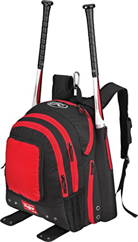 Rawlings Bags BKPK-S Backpack Scarlet
