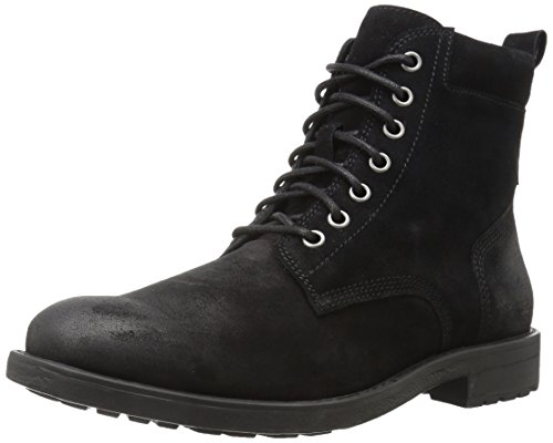 81MX8DCam2L Oiled suede lace-up boot with metallic eyelets, cushioned collar, and pull tab Supple leather lining