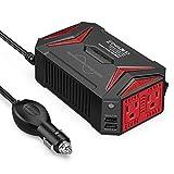 BESTEK MRZ3011HU Black Car Power Inverter