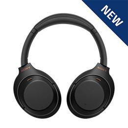 Sony-WH1000XM4-Casque-Bluetooth-a-reduction-de-bruit-sans-fil-30-heures-dautonomie-avec-micro-pour-appels-telephoniques-optimise-pour-Amazon-Alexa-et-Google-assistant-Noir