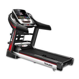 PowerMax Fitness TDA-260 Series (4.0HP Peak) Multi-Function Motorized Treadmill (DIY and Virtual Assistance)【Auto…