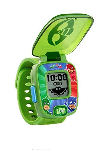 VTech PJ Masks Super Gekko Learning Watch, Green