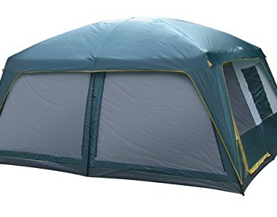Gigatent-10-Person-Family-Tent-3-Room-Cabin-Tent-for-Outdoors-Parties-Camping-Hiking-Backpacking-Waterproof-Flame-Resistant-Heavy-Duty-material-Portable-Easy-To-Set-Up-With-Carry-Bag