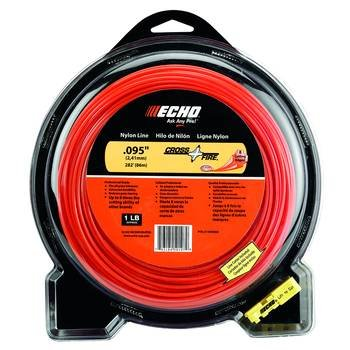 Echo 311095063 .095' diam. Cross-Fire Line 1 lb. Donut