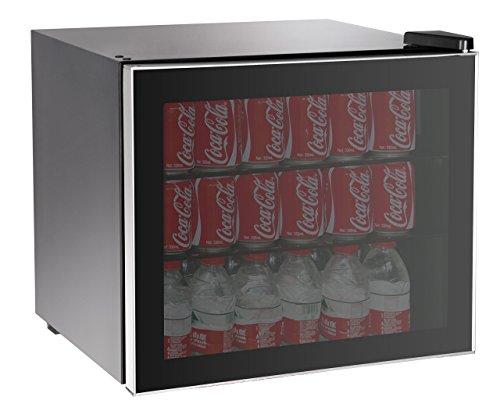Igloo 70 Can Beverage Cooler, Black (Renewed)