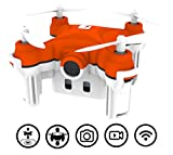 TRNDlabs SKEYE Nano 2 Camera Drone with Auto Take-Off and Land - Quadcopter with HD Video Camera - 6 Axis Gyro