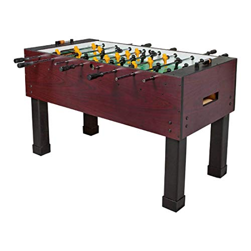 Tornado Sport Foosball Table - Commercial Tournament Quality Table Soccer Game for The Home (Sport)