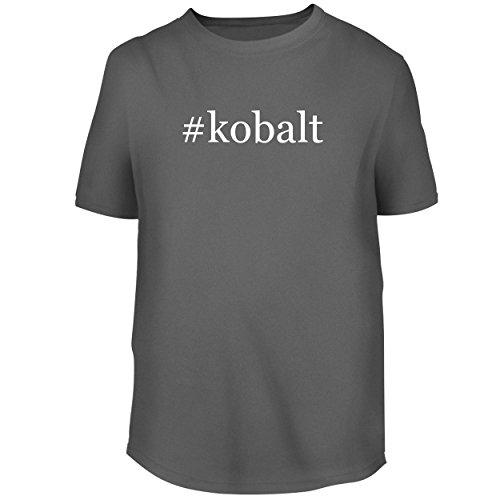 #Kobalt - Men's Graphic Tee, Grey, Small