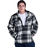 Product review for Men's Soft Sherpa Lined Fleece Plaid Flannel Jacket