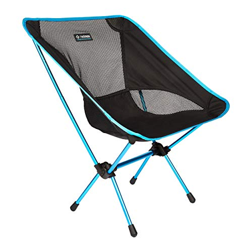 Helinox Chair One Original Lightweight, Compact, Collapsible Camping Chair, Black