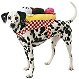 Rubie's Banana Split Ice Cream Sundae Dog Costume, Medium