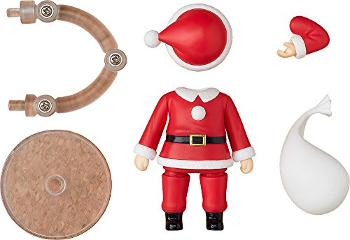 Nendoroid Miku demasiado Oh Papel muñeca navidad Boy Ver....
