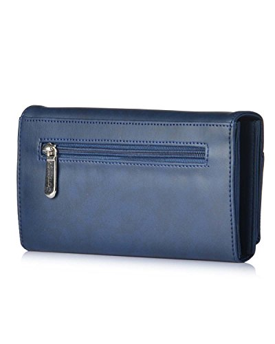 Fostelo women's versatile two fold wallet (blue) | latest news live | find the all top headlines, breaking news for free online april 8, 2021