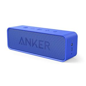 Anker Soundcore Bluetooth Speaker with 24-Hour Playtime, 66-Feet Bluetooth Range & Built-in Mic, Dual-Driver Portable… 8