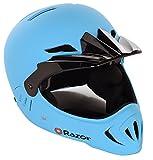 Razor Child Full Face Helmet, Matte Blue
