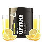 Complete Nutrition Elite Gold Amino Uptake, Lemonade, Amino Acid Supplement, Increase Energy, Support Muscle Recovery, Beta Alanine, L Citrulline, 8.46 oz Tub (30 Servings)