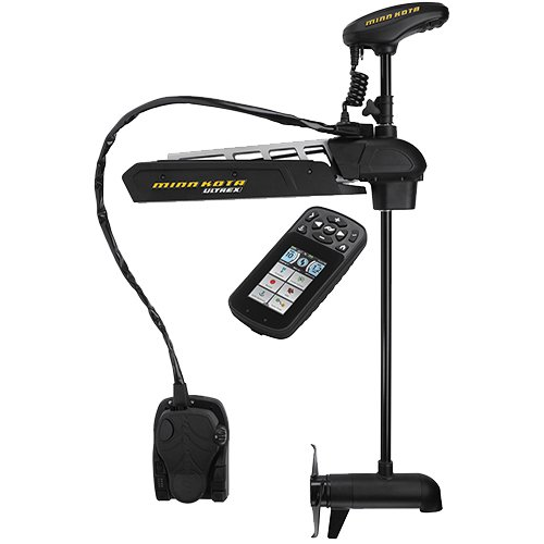 "Minn Kota Ultrex 80 US 60"" Shaft Link 80 lbs Thrust 24V Trolling Motor with i-Pilot Link & Bluetooth"