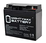 Mighty Max Battery 12V 18AH SLA Battery Replacement for Enduring 6FM18, 6-FM-18 Brand Product