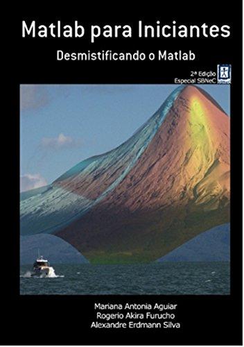 Matlab® para Iniciantes: Desmistificando o Matlab® (Curso de Introdução ao Matlab e Aplicaç