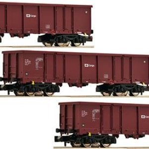 Fleischmann 828343 Start – CD Cargo Eas Gondola Set (3) VI 41IlHSKDw8L